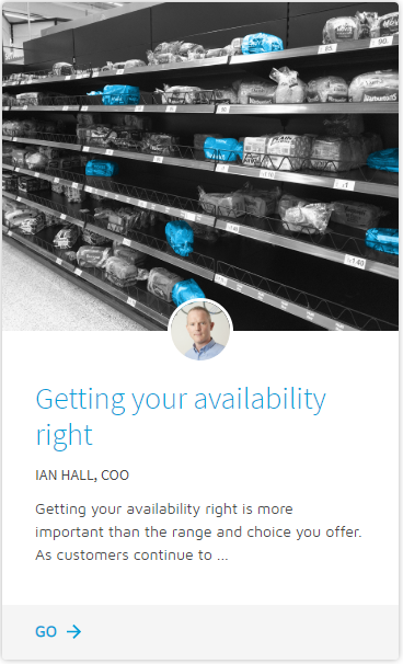 Mini CTA - Getting availability right