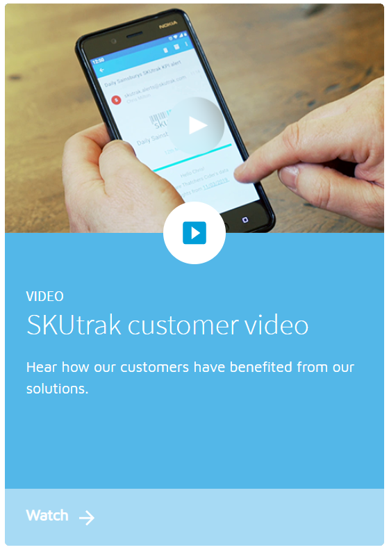 SKUtrak Video - Mini CTA